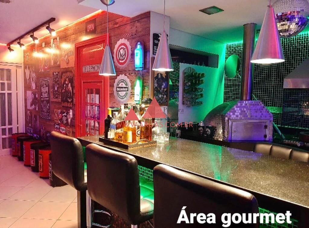 Casa no Aruã com Área Gourmet