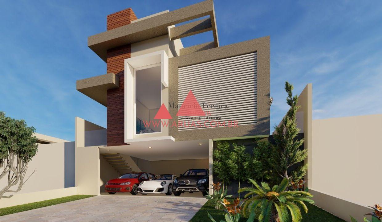 Casa Condomínio Aruã Lagos 1624
