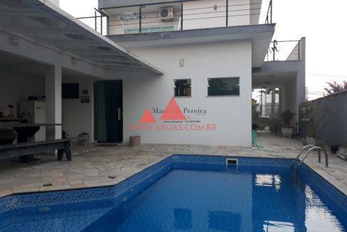Casa Aruã com Piscina Aquecida