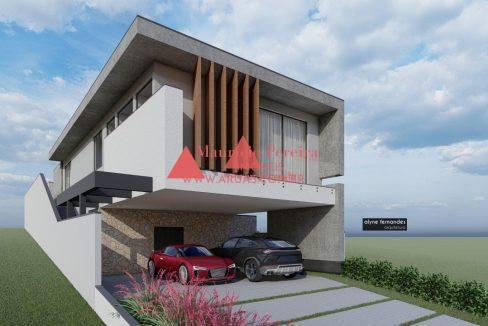Casa Aruã Brisas Em Construção